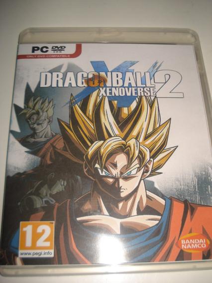 Dragon Ball Xenoverse 2 Dvd Pc Game