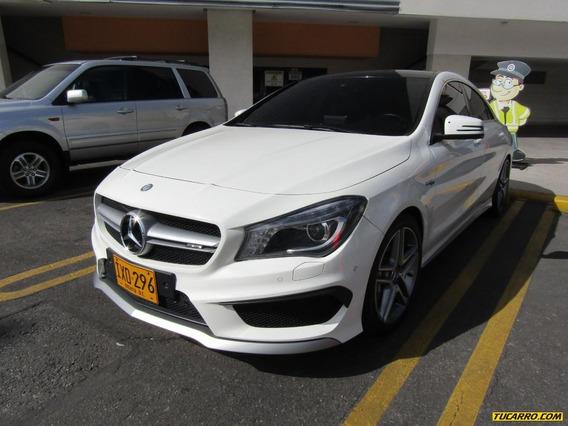Mercedes Benz Clase Cla Amg Cla 45 4matic
