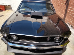 Ford Mustang Gt 302 69 Hard Top