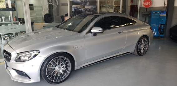 Mercedes-benz Clase C 4.0 63 Amg Coupe At 2018