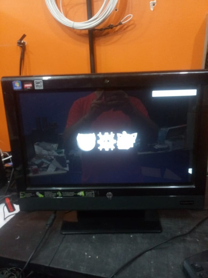 Hp Touchsmart 310 Pc Amd Athlon 4gb Ram E 240 Ssd