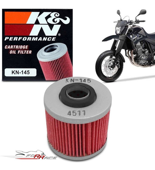 Filtro Oleo K&n Kn-145 Yamaha Xt660 E Xt660r Mt-03 Mt03 660