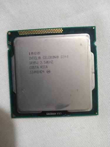 Processador Intel Celeron G540 2.50ghz 1155 2ª Geração