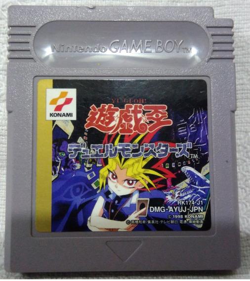Cartucho Game Boy Yu-gi-oh! Duel Monsters