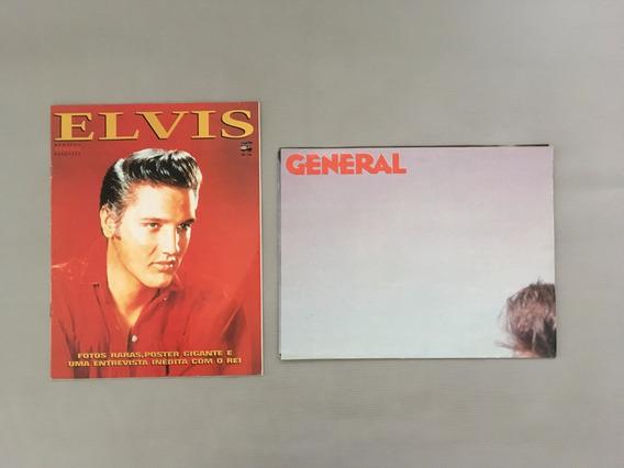 Revista Elvis Presley - General Especial