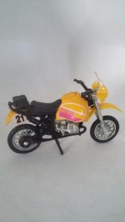 Miniatura Bmw Paris Dakar No Honda, Yamaha Ktm, Harley