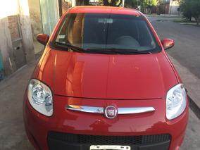 Fiat Palio Attractive 5p 1.4 8v - 2015 - Usado - Rojo Alpine