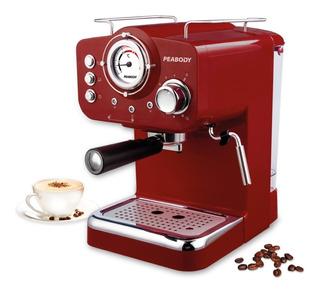 Cafetera Peabody Smartchef Pe-ce5003 220v C/espumador 20bar