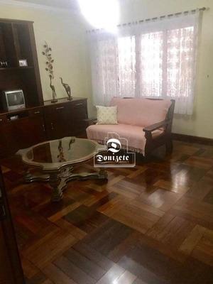 Sobrado Com 3 Dormitórios À Venda, 178 M² Por R$ 490.000 - Vila Vilma - Santo André/sp - So2435
