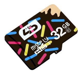 Cartão 32gb Micro Sdhc I Classe 10 80m/s Ld - Promoção