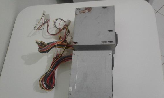 Kit 2 Fontes Pc (com Defeito) Retirar As Peças Consertar