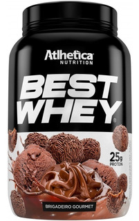 Whey Protein Best Whey 900g Atlhetica Todos Sabores