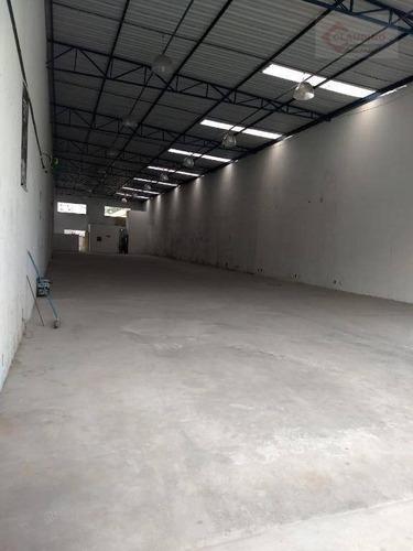 Loja Para Alugar, 500 M² Por R$ 12.000/mês - Sapopemba - São Paulo/sp - Lo0012