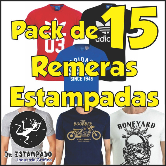 Remeras Personalizadas Por Mayor