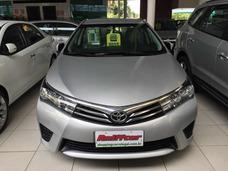 Toyota Corolla 1.8 16v Gli Flex Multi-drive 4p 2015