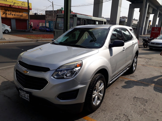 Chevrolet Equinox 2016 2.4 Ls At