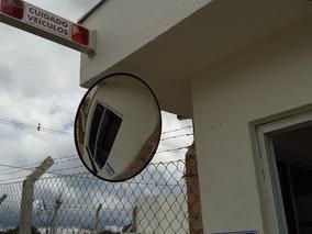 Espelho Para Retrovisor Para Portaria 60 Cm - Convexo