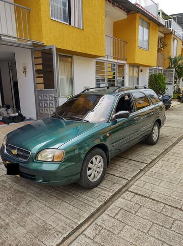 Chevrolet Esteem 2002 1.6 Glx Sw