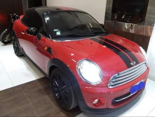 Mini Cooper Coupe  1.6 122 Cv   2013