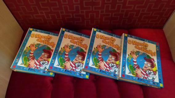 Coleção O Mundo De Wally (completa)