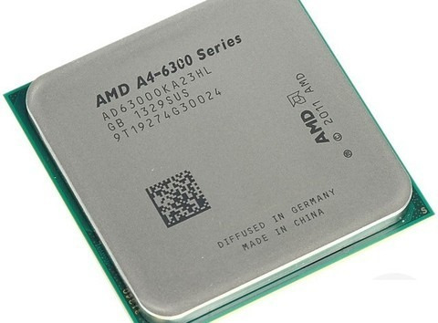 Amd A4 6300, 3.7 Ghz, Fm2 (funcionando Normalmente)