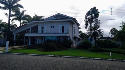 Casa Com 5 Dormitórios À Venda, 700 M² Por R$ 4.000.000,00 - Acapulco - Guarujá/sp - Ca3303