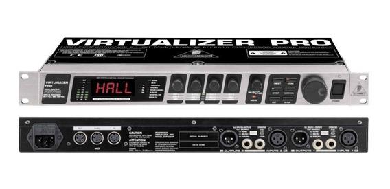 Processador Behringer Virtualizer Pro Dsp2024p
