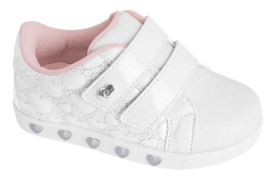 Tênis Pampili Sneaker Branco 016576