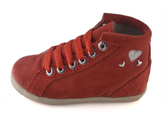 Bota Gamuza Nena Small Shoes 2 Variantes