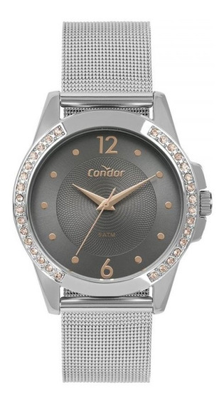 Relógio Condor Braceletes Feminino Analógico Co2035mrc