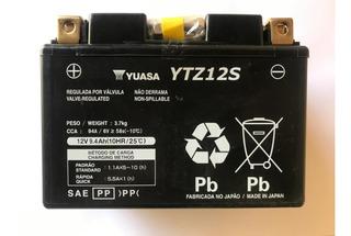 Bateria Original Yuasa Ytz12s Yamaha Xt1200z Super Tenere