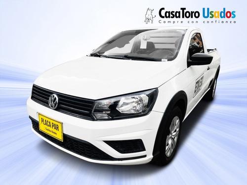 Volkswagen Saveiro Pick Up Mt 4x2 1600cc 2019