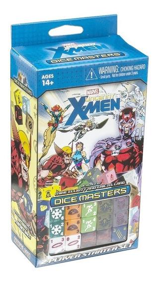 Marvel Dice Masters Uncanny X-men Jogo De Dados E Cartas