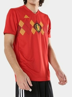 Camiseta De Fútbol Bélgica