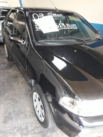 Fiat Siena Elx 16v. C/d.h. Gasolina 2003