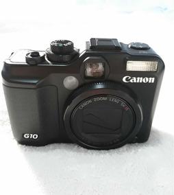Câmera Canon G 10 Semi Nova