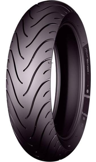 Pneu Traseiro Michelin 140/70-17 Pilot Street Cb 300 Fazer Y