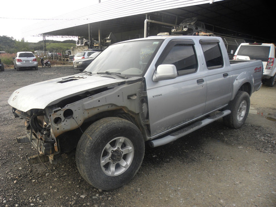 Sucata Nissan Frontier 2.8 Cs Se 2005 4x4 Manual