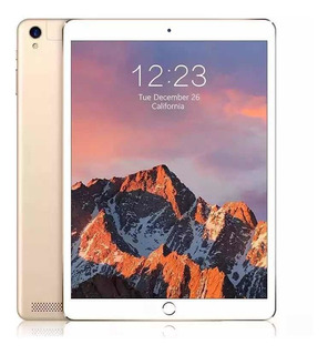 Tablet Tipo iPad Decacore 10.1 Gamer 4g Lte 128gb 6gb Ram