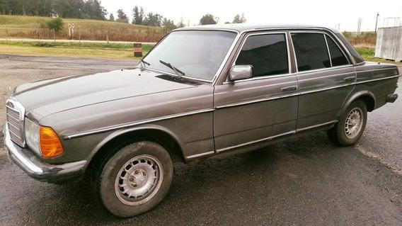 Mercedes-benz 300c Diesel 5 Cilindros