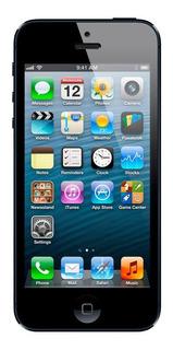 Celular iPhone 5 32gb Preto Usado Seminovo Mt Bom
