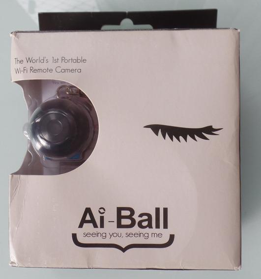 Mini Camera Wi-fi Ai-ball