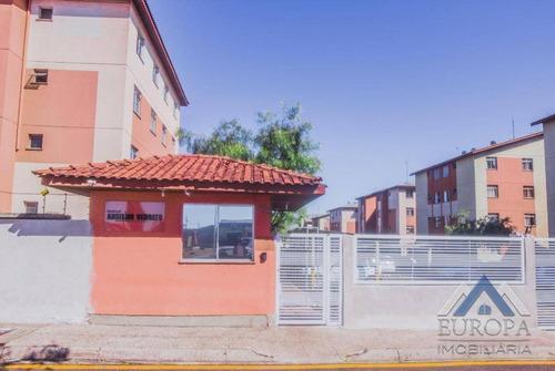Apartamento Com 2 Dormitórios À Venda, 50 M² Por R$ 130.000,00 - Nova Olinda - Londrina/pr - Ap0933