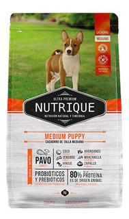 Nutrique Perro Cachorro Mediano X 12 Kg