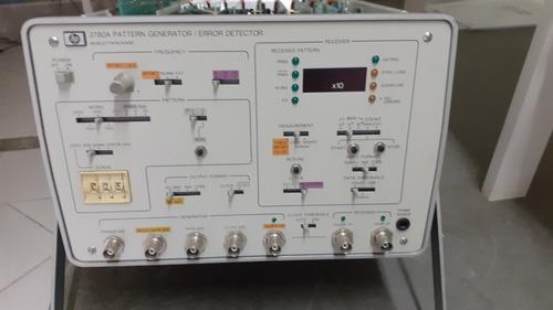 Imagem 1 de 7 de Hp 3780 A Agilent Keysight -- Telecom Eqpto / Analise Rede