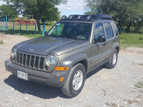 Jeep Liberty 2006 Verde Musgo