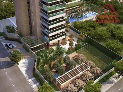 Apartamento Residencial À Venda, Meireles, Fortaleza. - Ap1265