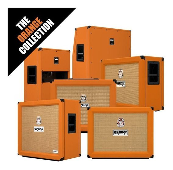 Orange - Impulse Response (ir)