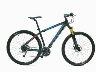Bicicleta Totem 29 Mtb Shimano 27v 100% Aluminio Discos.