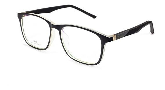 Armação Oculos Ogrife Og 367-c Masculino Com Lente Sem Grau